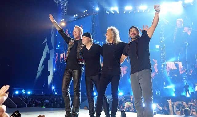 Metallica Worldwired Tour strikes Philly