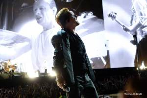 U2 Returns to Philadelphia - Photo by Tom Collins