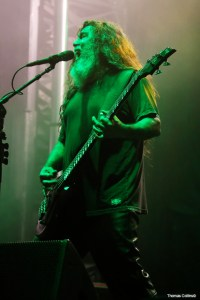 Tom Araya - Photo by Tom Collins - Rock Titan Music Television