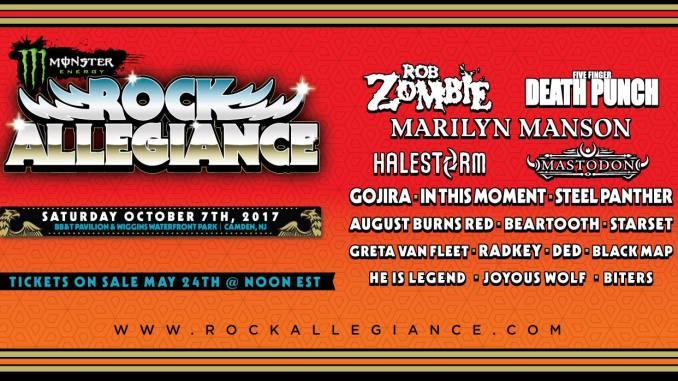 Rock Allegiance 2017