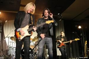 Kenny Wayne Shepherd band - Photo by Tom Collins