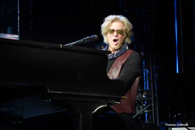 Daryl Hall - Hoagie Nation 2018 - Photo by Tom Collins