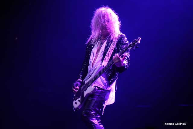 Rick Savage - Photo by Tom Collins - Rock Titan TV