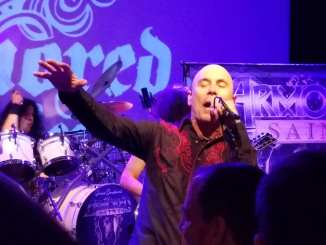 Armored Saint frontman John Bush