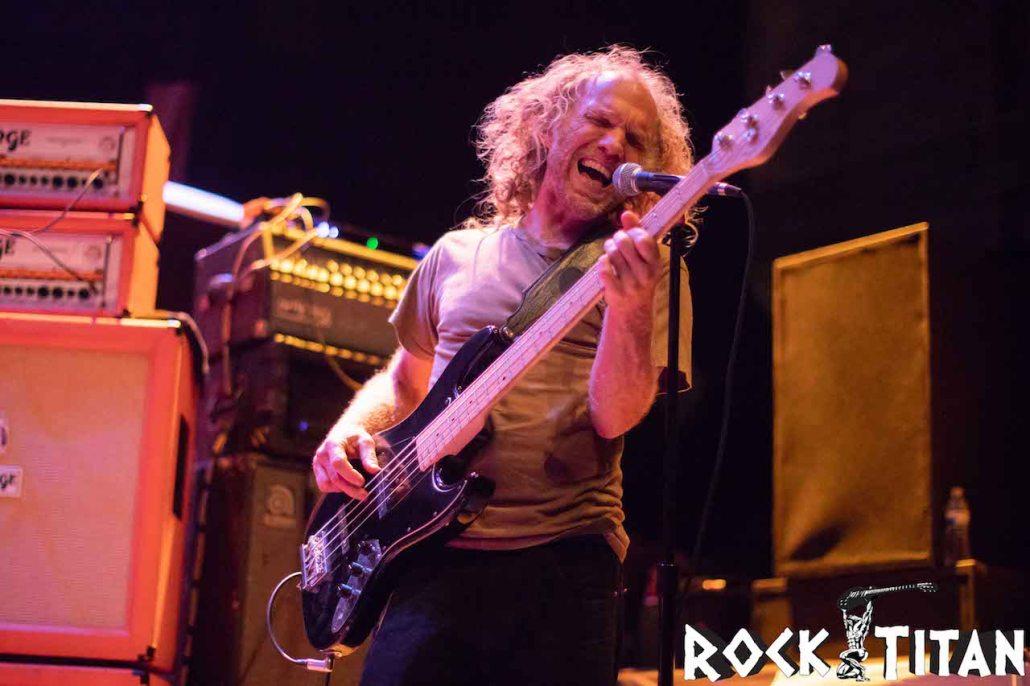 Mike Dean - Photo by Gretchen Johnson - Rock Titan TV