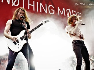 Nothing More - Photo by Ambler Irby