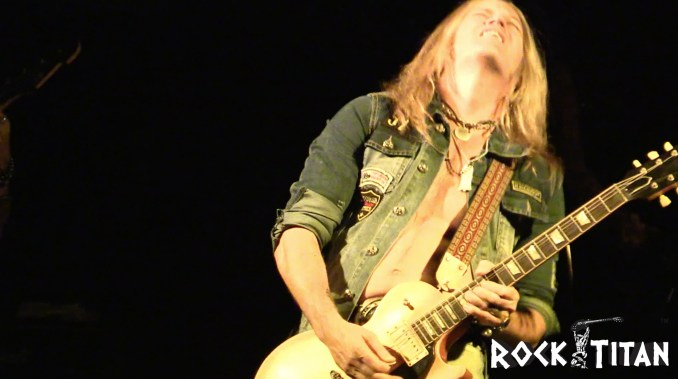 Doug Aldrich - Photo by Rock Titan TV