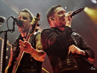 Shinedown - Photo by Out with Ambler - Rock Titan TV