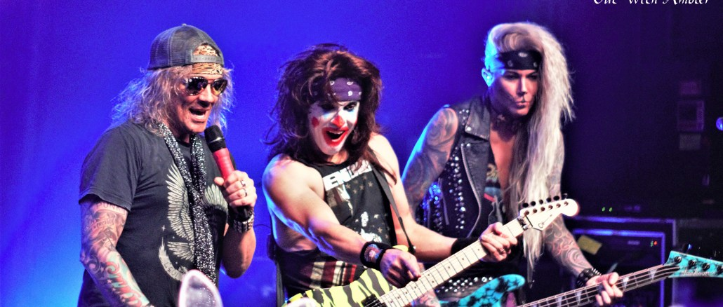Steel Panther - Photo by Out With Ambler - Rock Titan TV