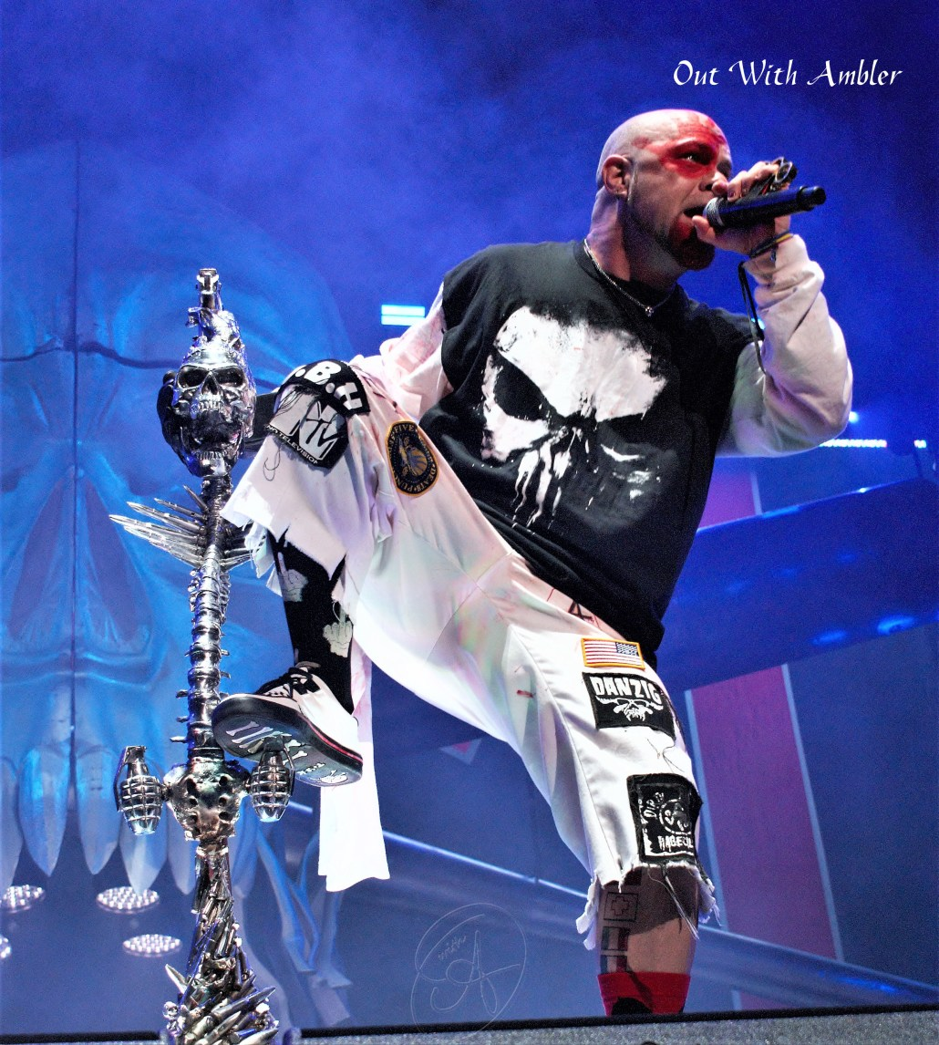 Ivan Moody - Photo by Ambler Irby