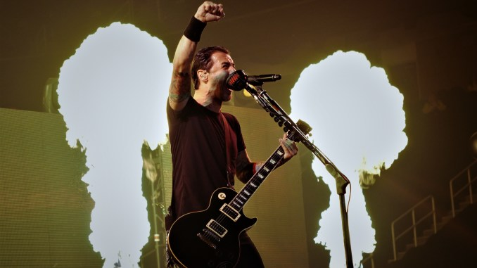 Godsmack on When Legends Rise tour - Photo by Ambler Irby