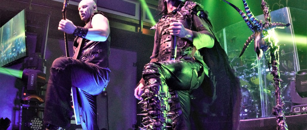 Cradle Of Filth - Photo by Out With Ambler - Rock Titan TV