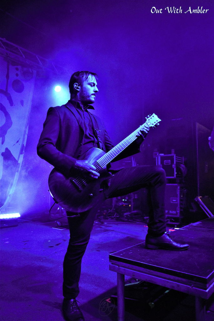 Motionless In White - Photo by Out With Ambler - Rock Titan TV