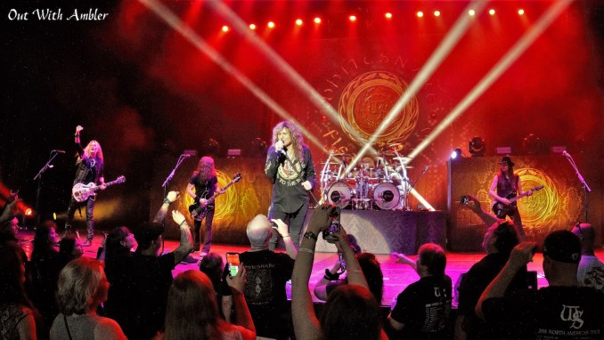 Whitesnake LIVE from Raleigh, NC - Photos by Out with Ambler - Rock Titan TV