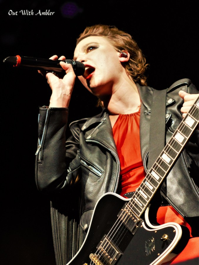 Halestorm - Photo by Out With Ambler - Rock Titan