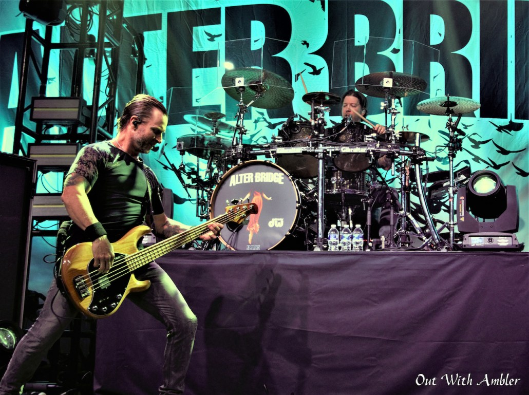 Alter Bridge - Photos by Out With Ambler - Rock Titan