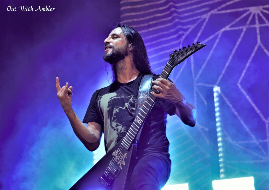 Gojira at KNOTFEST ROADSHOW 2019 - Photo by Out With Ambler - Rock Titan