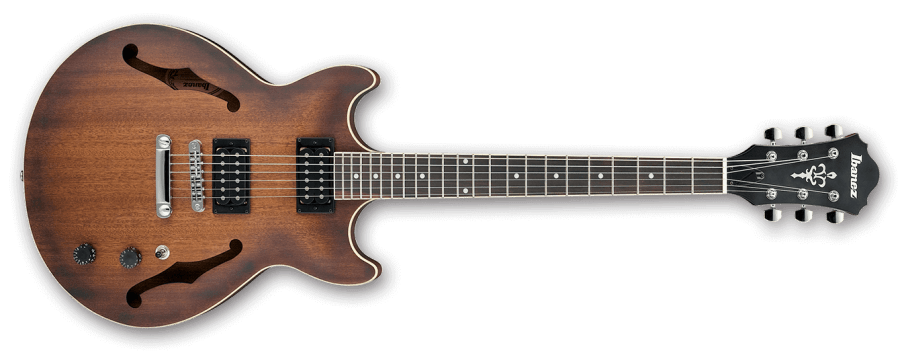 NEW Ibanez AM53-TF Hollow Body Guitar