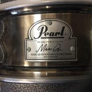 Vintage Pearl Marc Quinones Signature Q-Popper 12X5 Snare