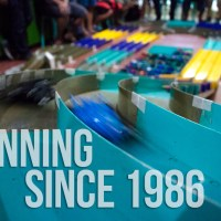 Mini 4wd racing: running since 1986