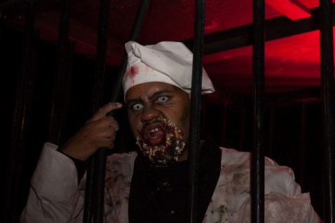Halloween Fright Nights Walibi Holland 2012