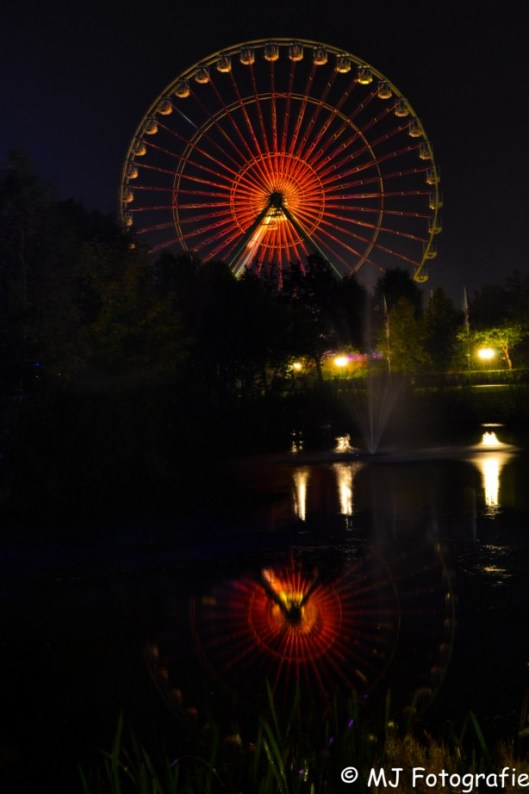 Halloween Fright Nights 2012 Walibi holland