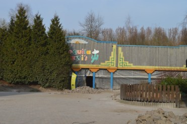Walibi Backstage 2014