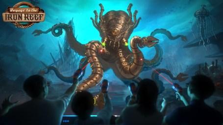 Voyage Iron Reef 2