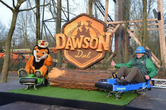 Dawson Duel Bellewaerde