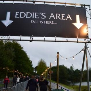 Halloween Fright Nights 2017 Eddie's Area