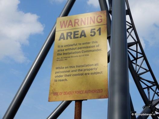 Area 51 Movie Park 2019