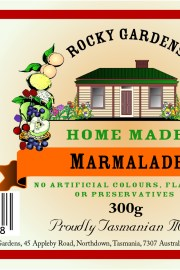 Marmalade Nutritional Information