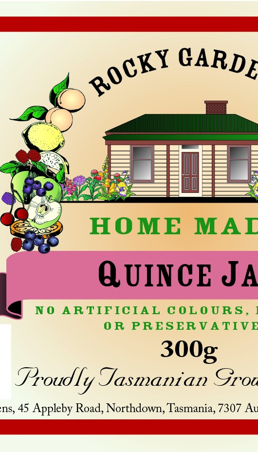 Quince Jam Nutritional Information