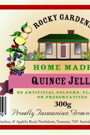 Quince Jelly Nutritional Information