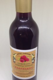 Raspberry Cordial Syrup