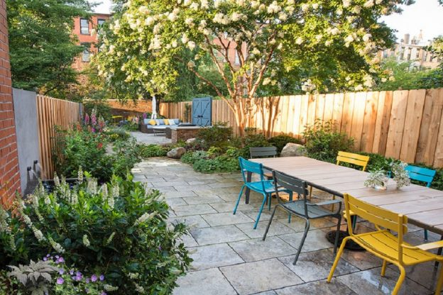Landscaping Ideas For Calgary Yards With No Grass | Rocky ... on Small Backyard Ideas No Grass  id=18924