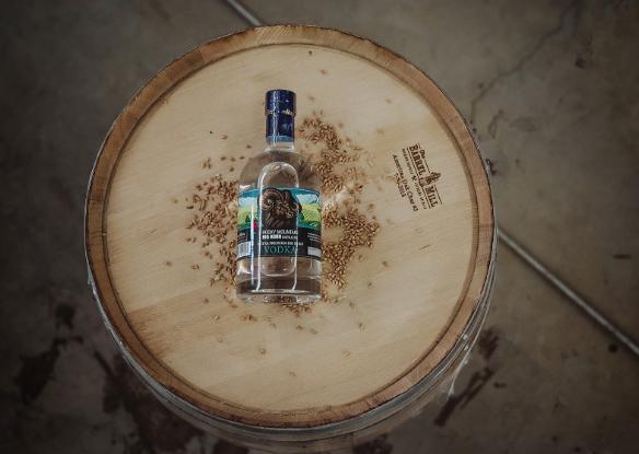 Rocky Mountain Big Horn Distillery Vodka