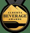 Alberta beverage awards gold