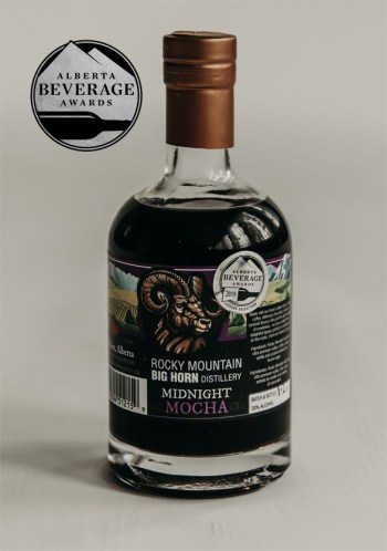 Midnight Mocha Liqueur