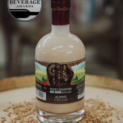 Rocky Mountain Big Horn Distillery Alpine Cream2
