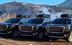 All New 2021 GMC Yukon