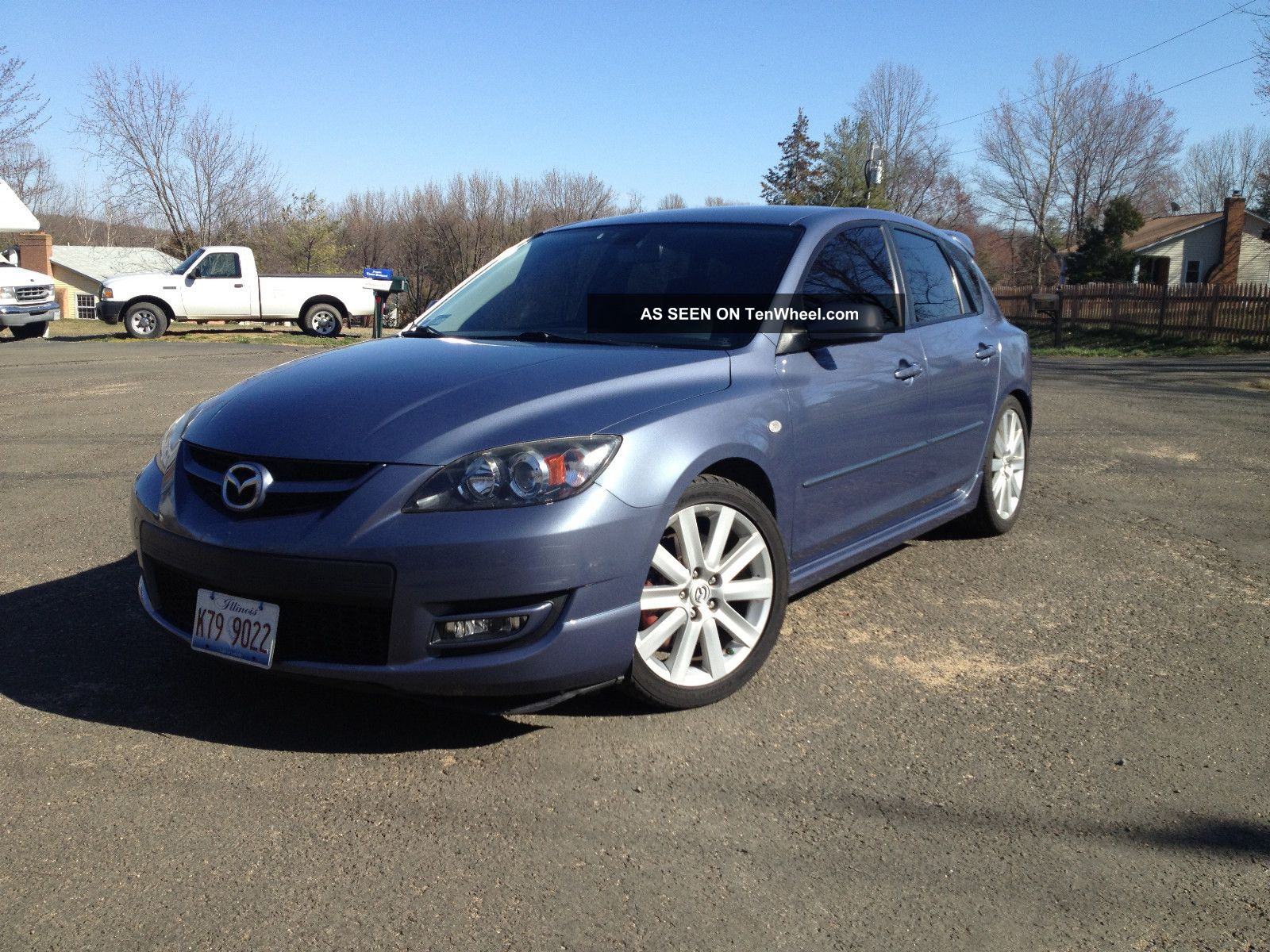 Le Meilleur 2007 Mazda 3 Mazdaspeed Hatchback 4 Door 2 3L Some Mods Ce Mois Ci