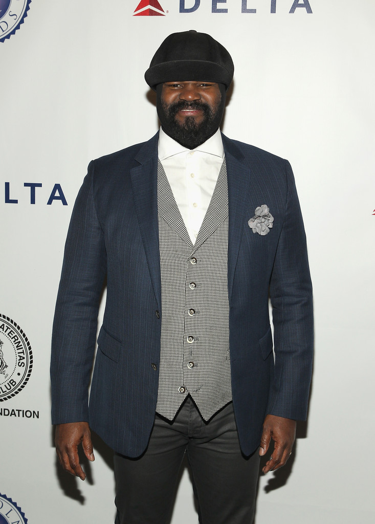 Le Meilleur Gregory Porter In A Concert For Veterans The Military Ce Mois Ci