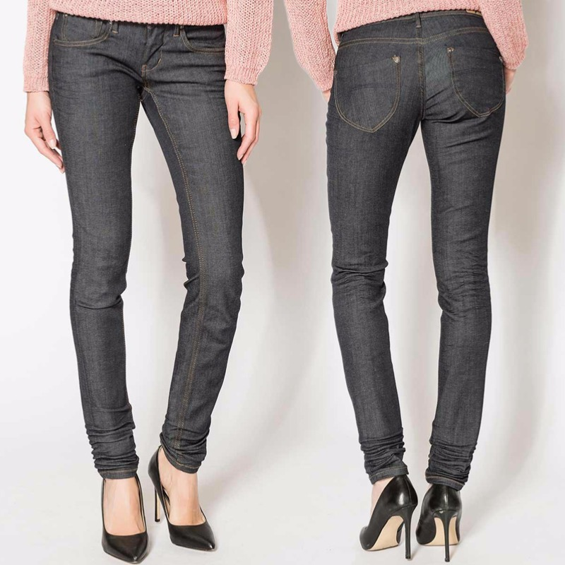 Le Meilleur Jean Freeman T Porter Femme Clara Slim Magic Denim Amaze Ce Mois Ci