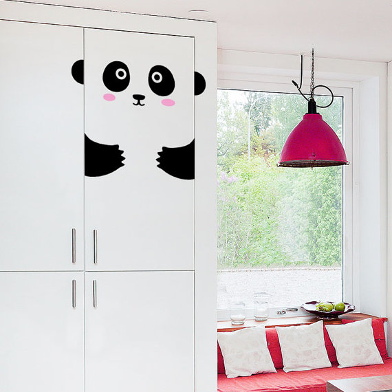 Le Meilleur Door Wall Decals To Conquer The Monsters In The Closet Ce Mois Ci