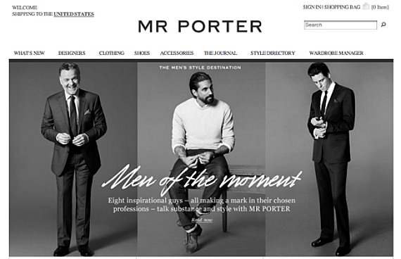 Le Meilleur Mr And Mrs Porter The World According To Roosa Ce Mois Ci