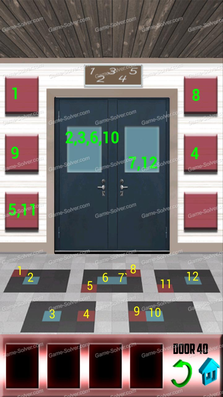 Le Meilleur 100 Doors X Level 39 Game Solver Ce Mois Ci Original 1024 x 768