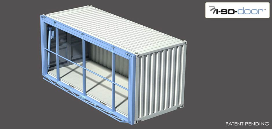 Le Meilleur Hydroswing Canada Iso Containers Hydraulic Doors Ce Mois Ci