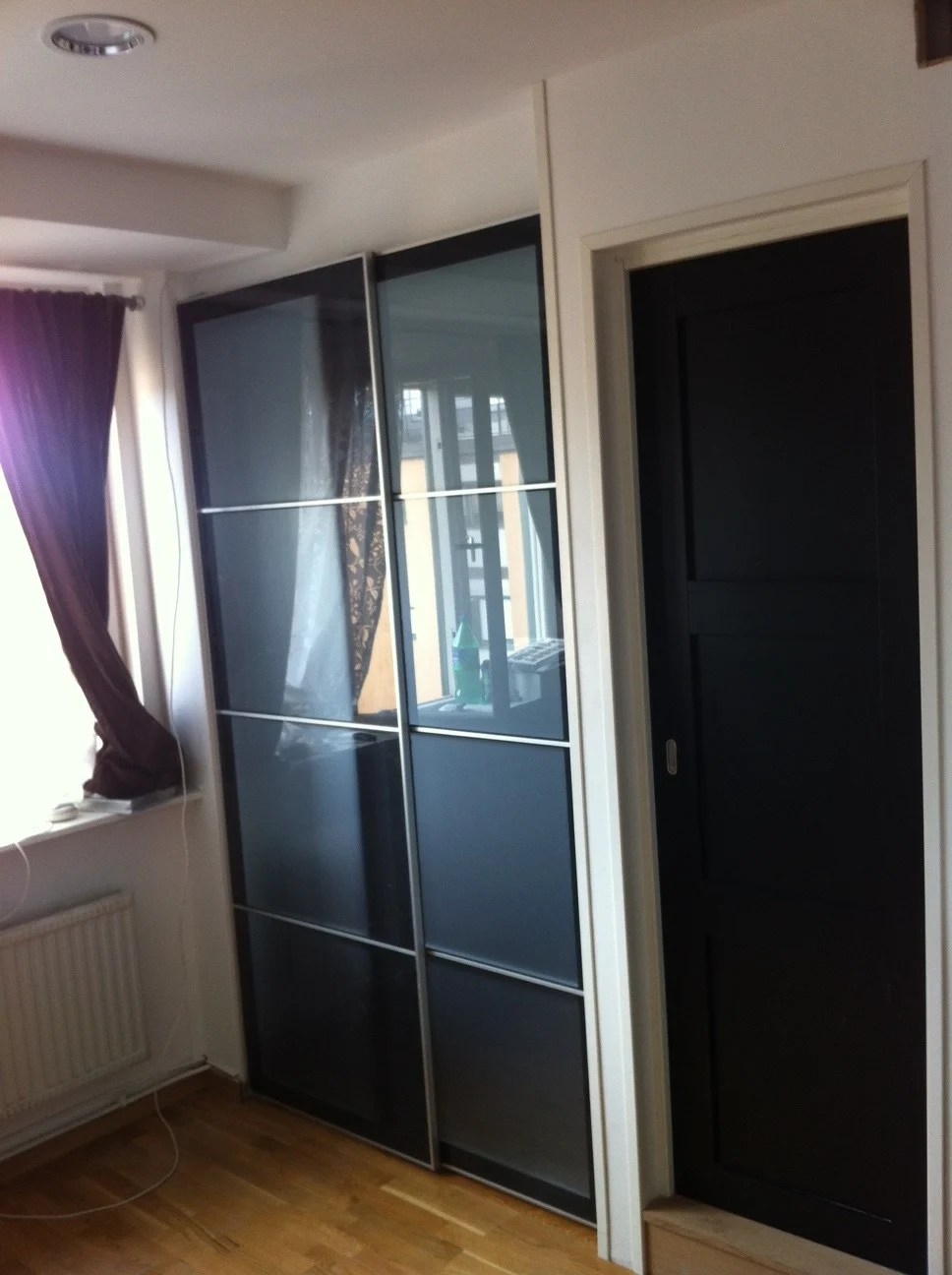 Le Meilleur Ikea Sliding Door For Sleeping Alcove Tight Spaces Ikea Ce Mois Ci