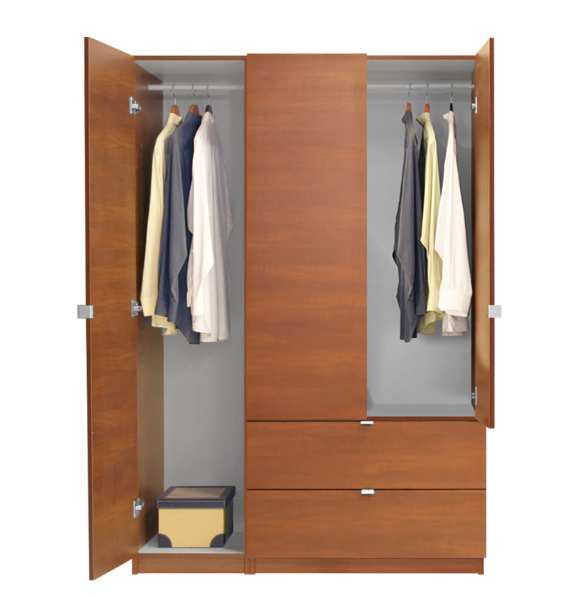 Le Meilleur Alta Wardrobe Armoire Package 3 Door 2 Drawer Package Ce Mois Ci